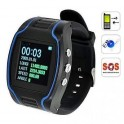 CRT19N GPS Tracker Wrist Watch Real-time GSM GPRS Security Surveillance